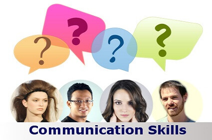 Communication Skills are the life blood of success